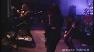 Moonspell - Scorpion flower - Graspop 2008