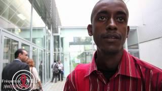 Vienne 2010 - Entrevue avec Ibrahima Ba