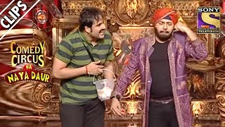 Krushna Cons Sudesh Lehri   Comedy Circus Ka Naya Daur