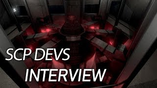 Interview With The SCP: Secret Laboratory Devs!