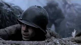 Band of Brothers- German Artillery Barrage