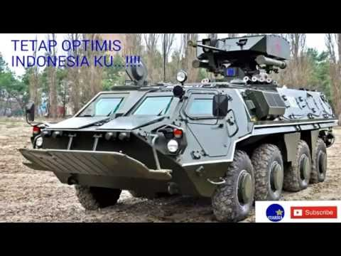 INDONESIA MENAMBAH 55 UNIT PANSER BTR-4M KUATKAN NKRI