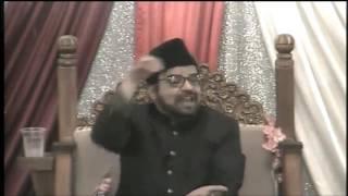 Majlis shab-e-Eid 1438H/2017 (25/06/2017) - Maulana Abid Bilgrami