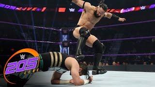 Neville vs. Mustafa Ali: WWE 205 Live, March 21, 2017