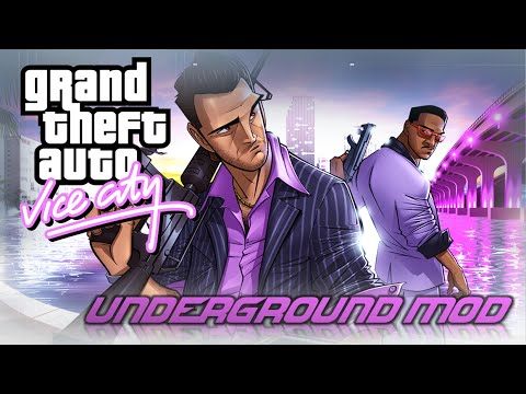 GTA Vice City Underground mod 2012 2016 LINK UPDATE HD