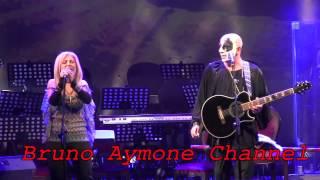 BRUNO AYMONE CHANNEL - AFRAKA' ROCK FESTIVAL 2012 OSANNA  ROSSO ROCK in Concerto (5° P.) -