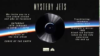 Mystery Jets - Curve of the Earth Q&A Invite