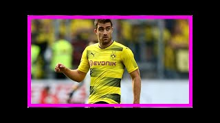Breaking News | Arsenal close to signing Sokratis from Dortmund