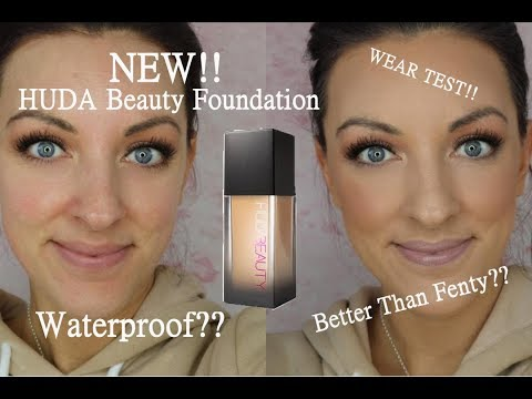 Xxx Mp4 NEW Huda Beauty Faux Filter Foundation Review And Wear Test 3gp Sex