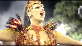 Carnaval 2015, Viviane Araújo   Rainha de Bateria do Salgueiro   Super vídeo