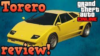 Pegassi Torero review! - GTA Online