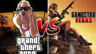 GTA VS Gangstar Games on Android - iOS