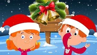 City Sidewalks Christmas Carol - Christmas Song with Lyrics