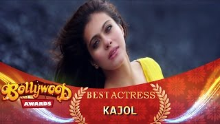 Kajol (Dilwale) - Nomination Best Actress | Bollywood Awards 2015