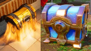 TOP 10 HIDDEN FORTNITE CHESTS YOU DIDNT KNOW EXISTED!