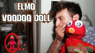 (LETS PLAY?!) DONT USE AN ELMO DOLL AT 3 AM | I MADE AN ELMO DOLL & ELMO CAME TO LIFE