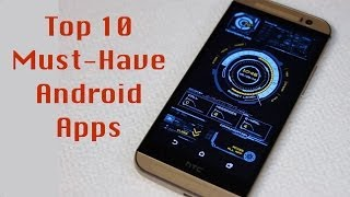 Top 10 Best Android Apps 2016