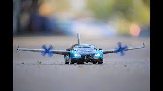 How To Make a Airplane car - Aeroplane