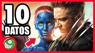 10 curiosidades de X-MEN: DÍAS DEL FUTURO PASADO