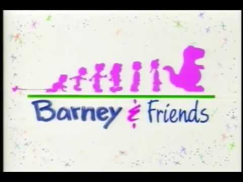 Barney Theme Songs 1992 present