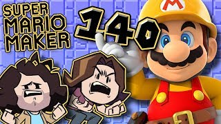 Super Mario Maker: Elevator Song - PART 140 - Game Grumps