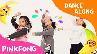 Go Bananas   Dance Along   Pinkfong Songs for Children