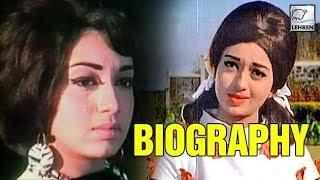 Actress Babita: Her Daughter's Mother | Biography | Lehren Diaries