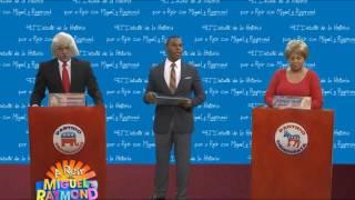 Donald Trump y Hillary Clinton - El Debate en A REIR Con Miguel y Raymond