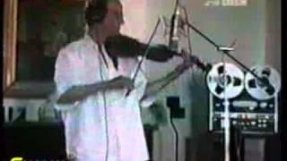 PARVIZ YAHGHI FazollahTavakol SaeedRoodbari ویولون پرویز یاحقی / ویدئو