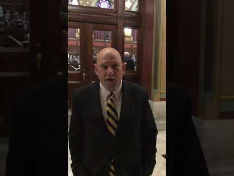 Legislative Update from Rep. Greg Stokes