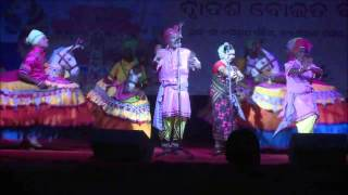 Boita Bandana Utsav 12th Edition by ODIA PUA New Delhi- Ghoda Nacha Part 1