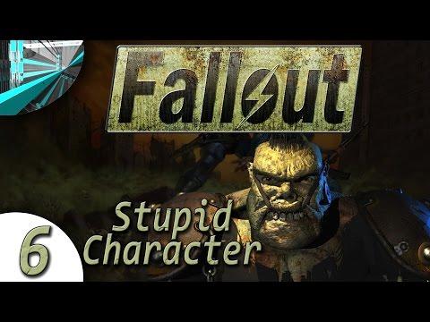 Let's Play Fallout 1 Stupid Character (part 6 - Bubberhood? Huh?)
