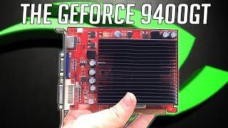The Nvidia 9400 GT - Gaming With 16 CUDA Cores