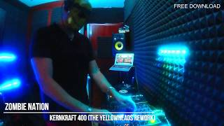 Zombie Nation -  Kernkraft 400 (The YellowHeads Rework) FREE DOWNLOAD