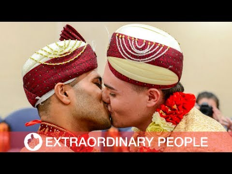 Xxx Mp4 UK S First Muslim Same Sex Marriage 3gp Sex