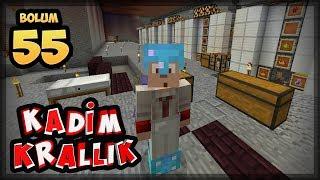 İksir Sistemlerini Tamamladık | Bölüm 55 | KADİM KRALLIK | Minecraft Multiplayer