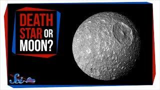 Mimas: The Real-Life Death Star
