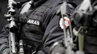 """Atrankoje į antiteroristinių operacijų rinktinę """"Aras"""" (1)"""