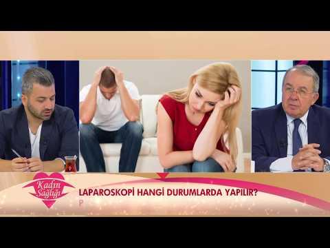 Prof. Dr. Recai Pabuçcu İle Kadın Sağlığı - Beyaz Tv (29.07.2017)