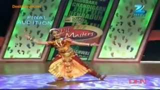 Jnana Aithal-The only South Indian gal in DID lil Master top 16.