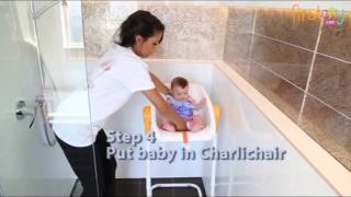 CharliChair the baby shower chair