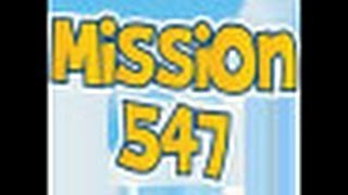 Mission 547: Safety Rules!