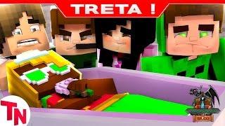 Minecraft Épico #09 - O Túmulo da Malena  !!