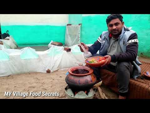 Xxx Mp4 Rainy Day Enjoy Mutton Handi Village Style MY Village Food Secrets 3gp Sex