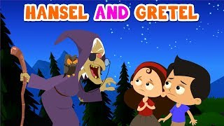 Hansel and Gretel | Bedtime Stories | MagicBox English Kids