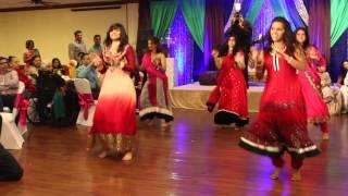 SHARMEEN PITHI DANCES 1