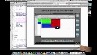 Making Embedded YouTube Videos Responsive - Responsive Web Design