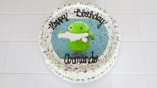 Android Birthday Party