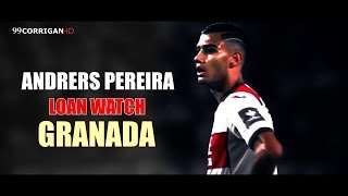 Andreas Pereira - Amazing Skills, Goal & Passes - Granada 2016/17 HD