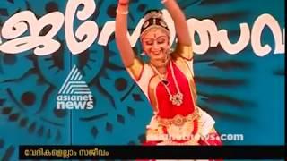 Mar Ivanios leads at Kerala University youth festival 2018